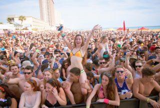 City spring college panama break beach As PCB